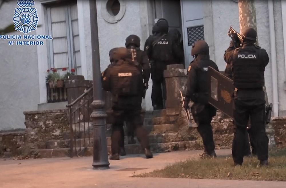 Las Fuerzas y Cuerpos de Seguridad del Estado detienen a